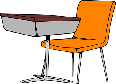 Student Desk Clipart | Free download on ClipArtMag
