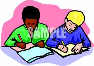 300x212 Doing Homework