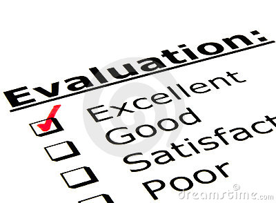 400x294 Evaluation clipart