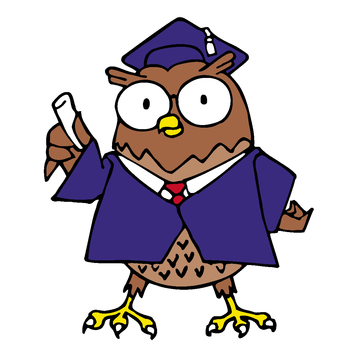 1200x1200 Student Studying Math Clipart