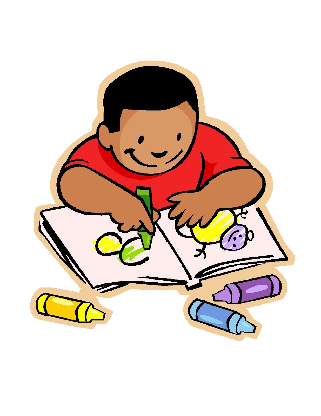 1236x1600 Children Learning Clipart