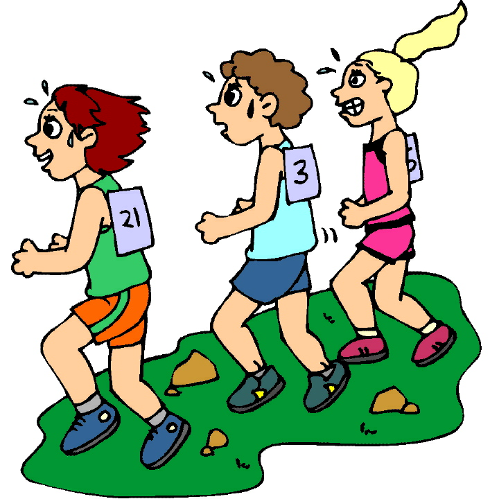 707x720 Gallery For Gt Distance Runner Clip Art Running