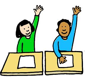 286x273 Raise Hand Clipart