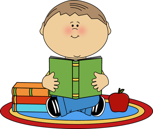 500x422 Reading Book Clipart Clipartmonk