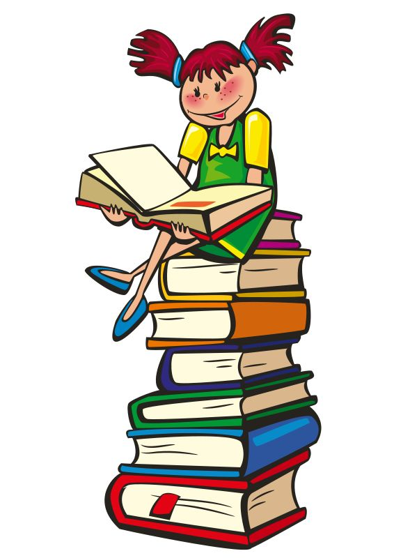566x800 Student Studying Books Clipart (28+)
