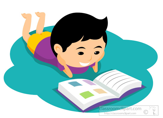 550x400 Free Reading Clipart