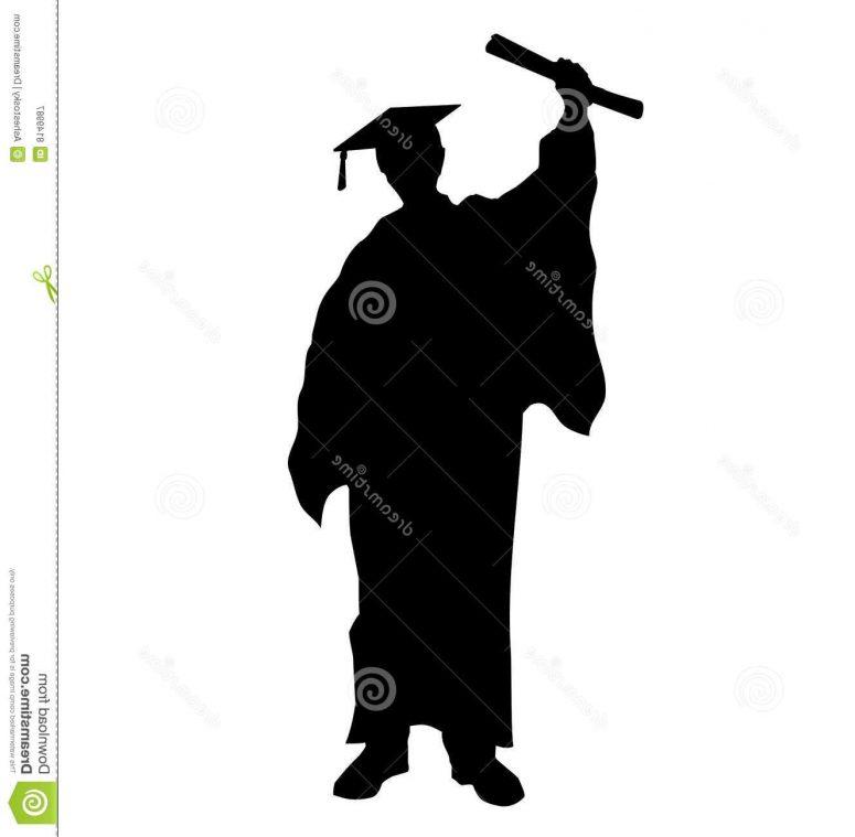 775x759 Best 15 Graduate Student Silhouette Photos