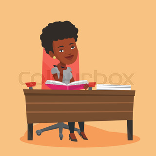 320x320 Young Caucasian Female Student Sitting