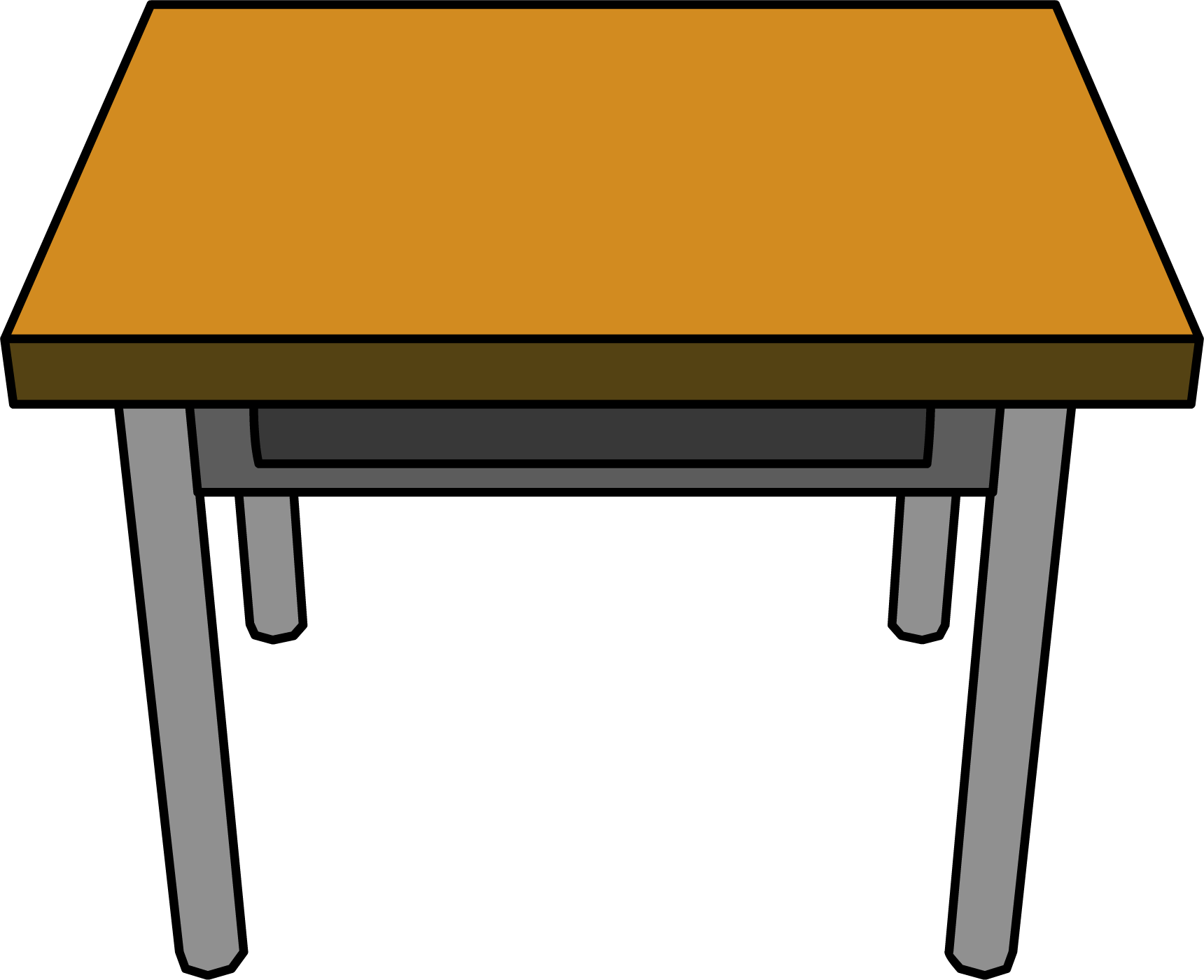 1720x1400 Table clipart student table