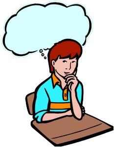 233x299 Thinking Clipart Thinking Clip