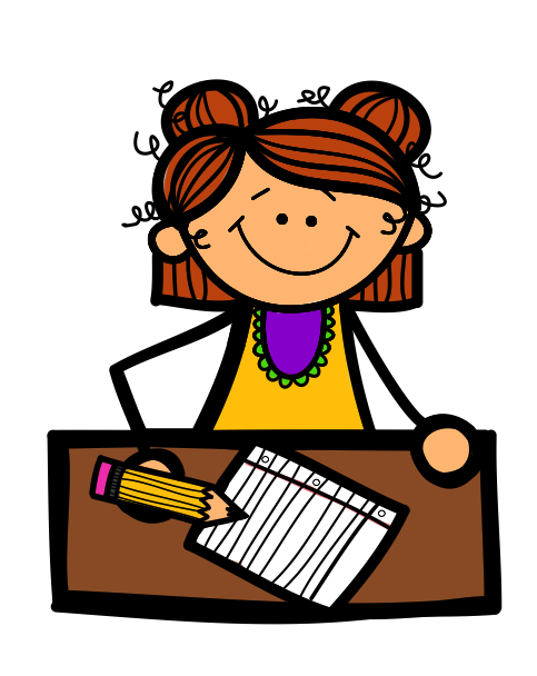 483x608 Student Working Clipart Free Download Clip Art