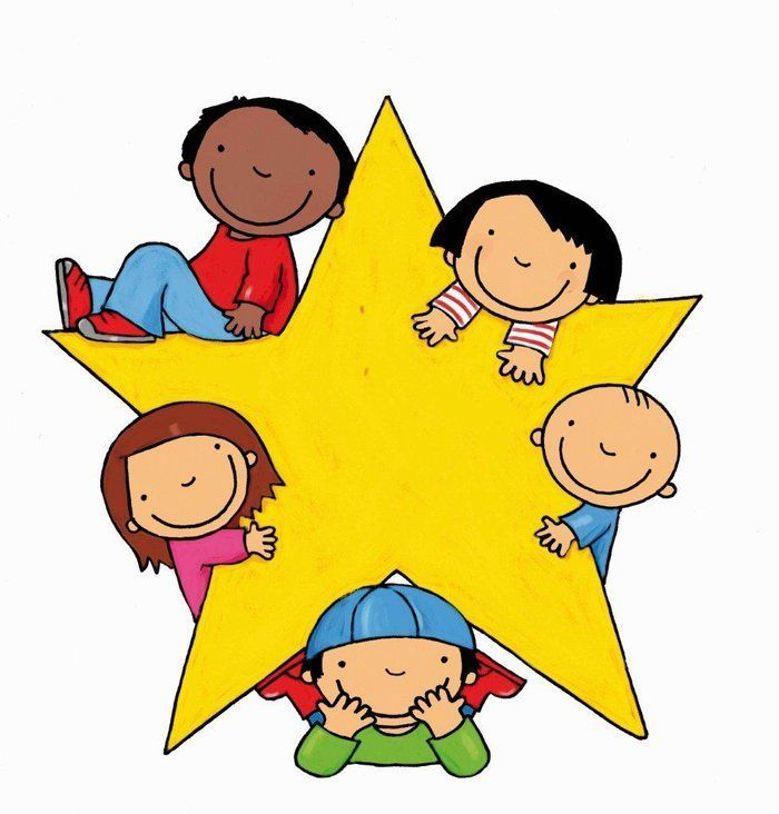 Students In Classroom Clipart