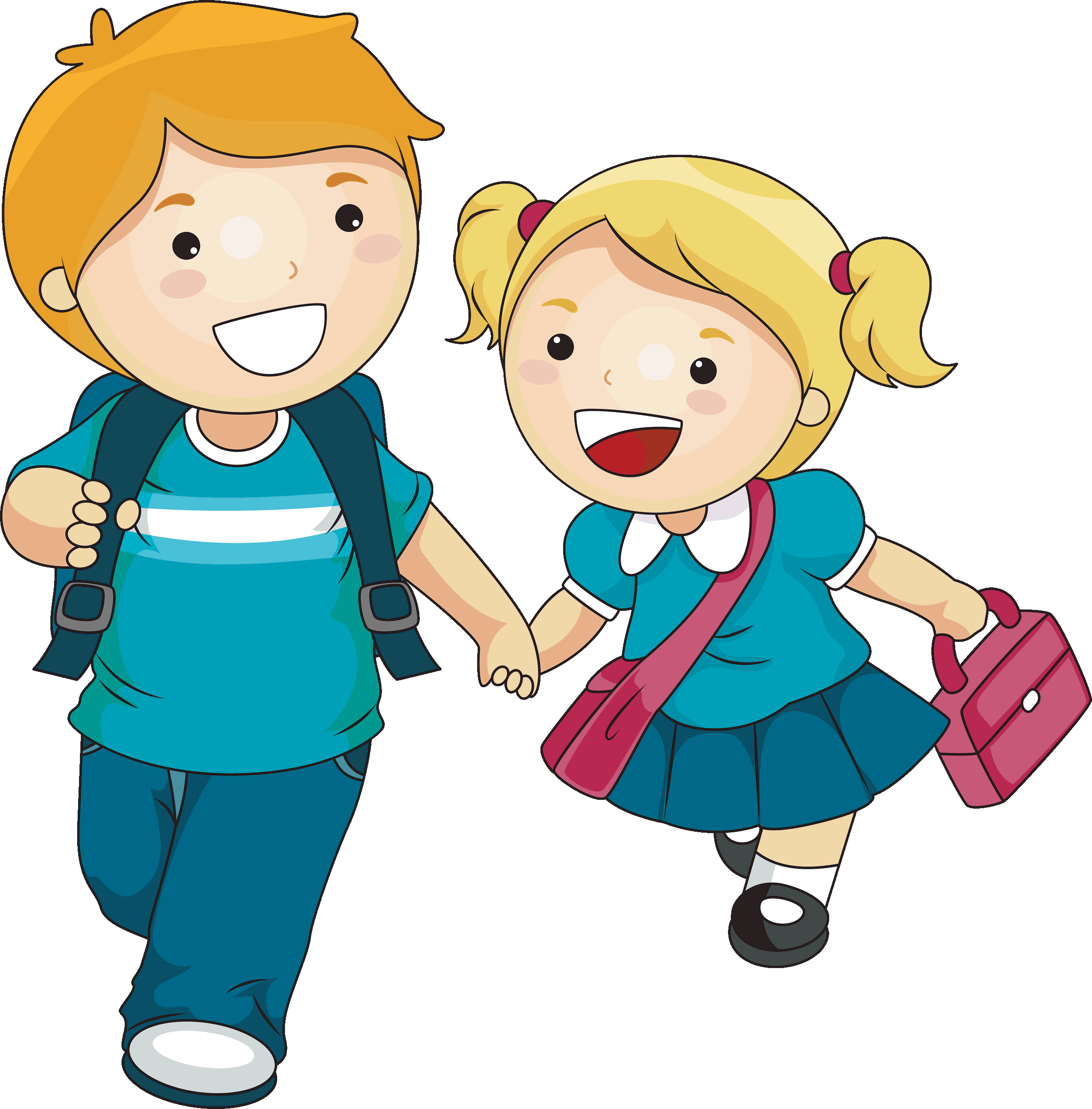 2364x2400 Clipart On Children