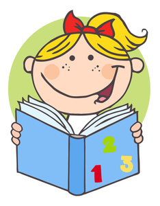 234x300 School Book Clipart Image