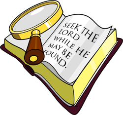 250x233 Bible Study Clip Art 4