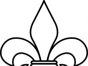 310x233 Fleur De Lis Icons free icon packs UI Download