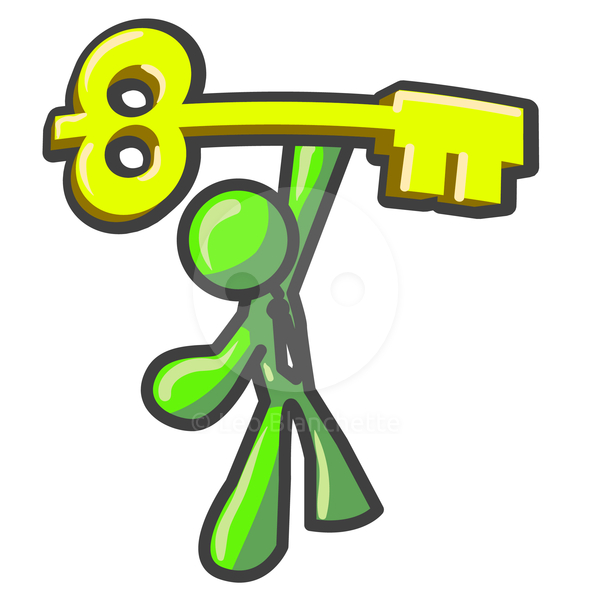 590x590 Key To Success Clipart