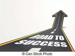 257x194 Road Clipart Success Logo