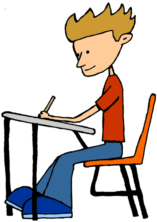 545x768 Student Clipart