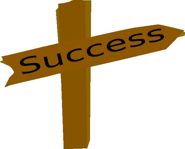 600x484 Success Clip Art