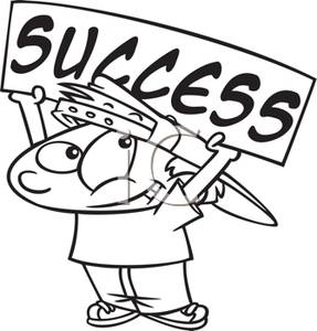 287x300 Boy Advertising His Success
