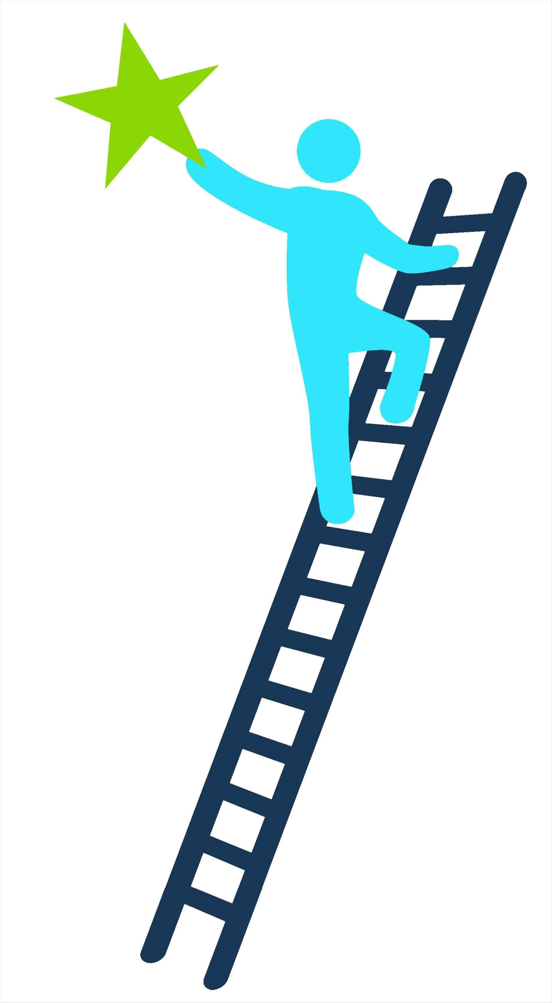 1899x3447 Ladder Of Success Clipart