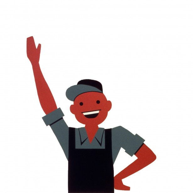 615x615 Happy Person Happy Man Waving Clipart Free Pictures