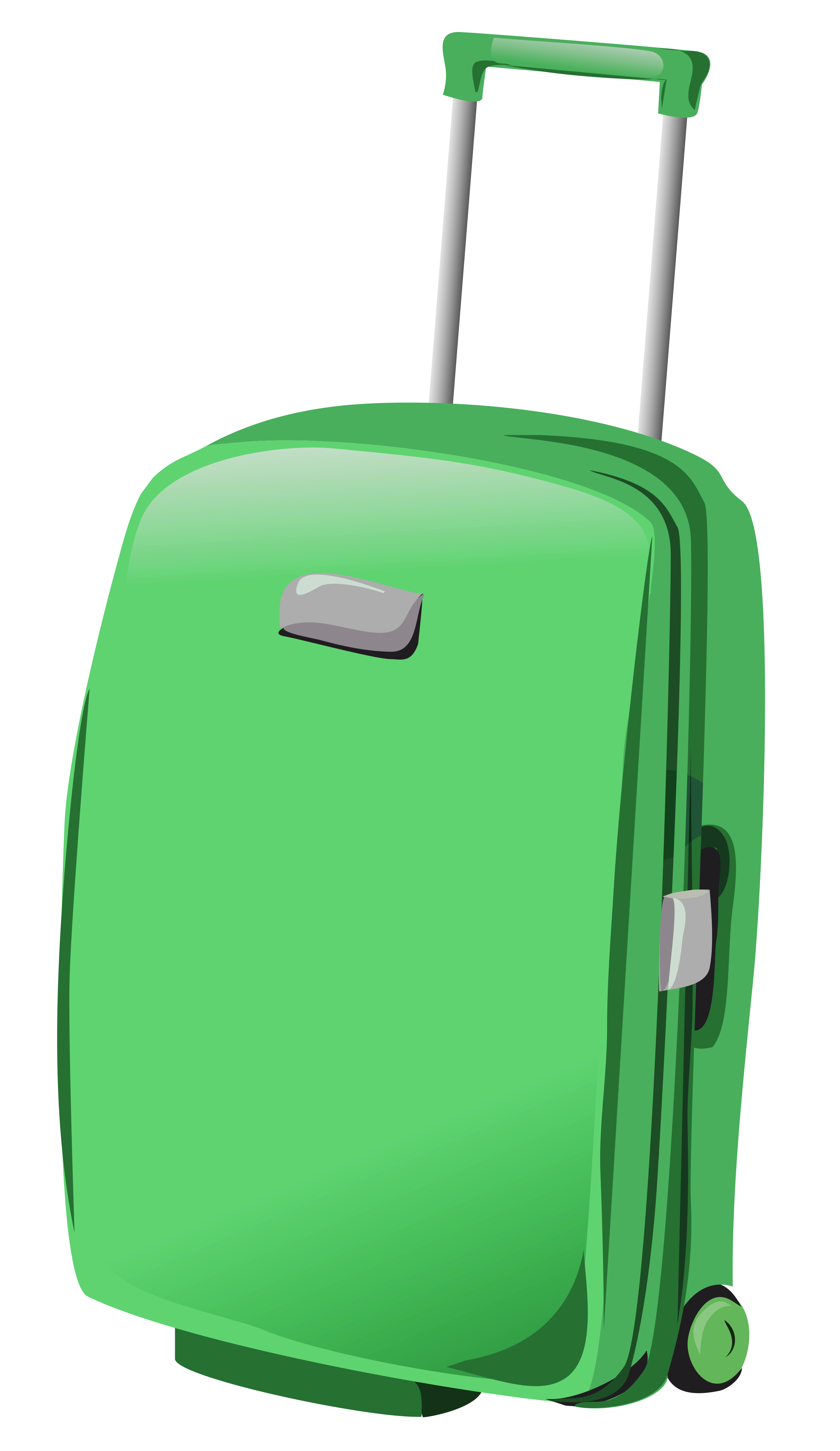2974x5135 Green Suitcase Png Clipartu200b Gallery Yopriceville