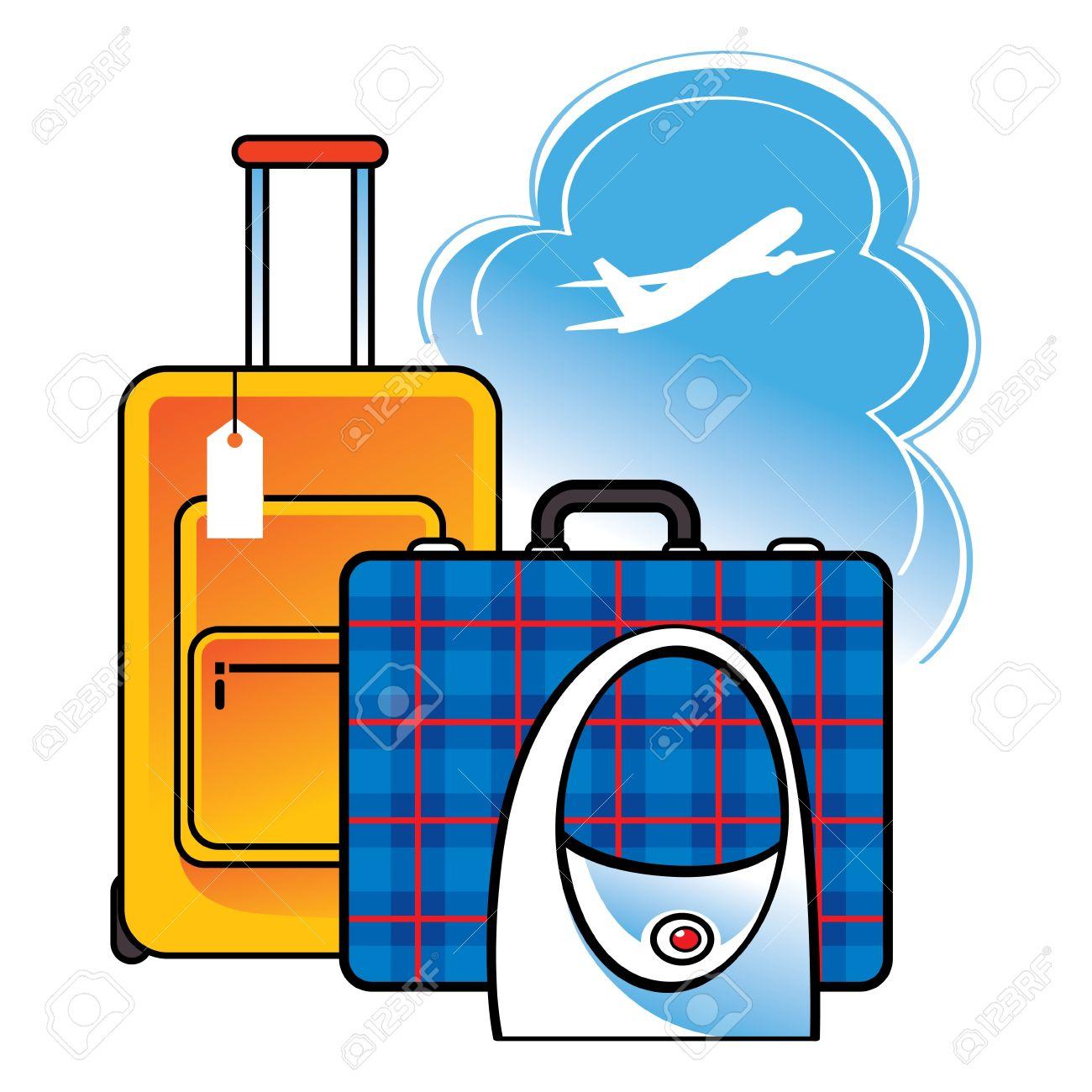 1300x1300 Suitcase Clipart Airport