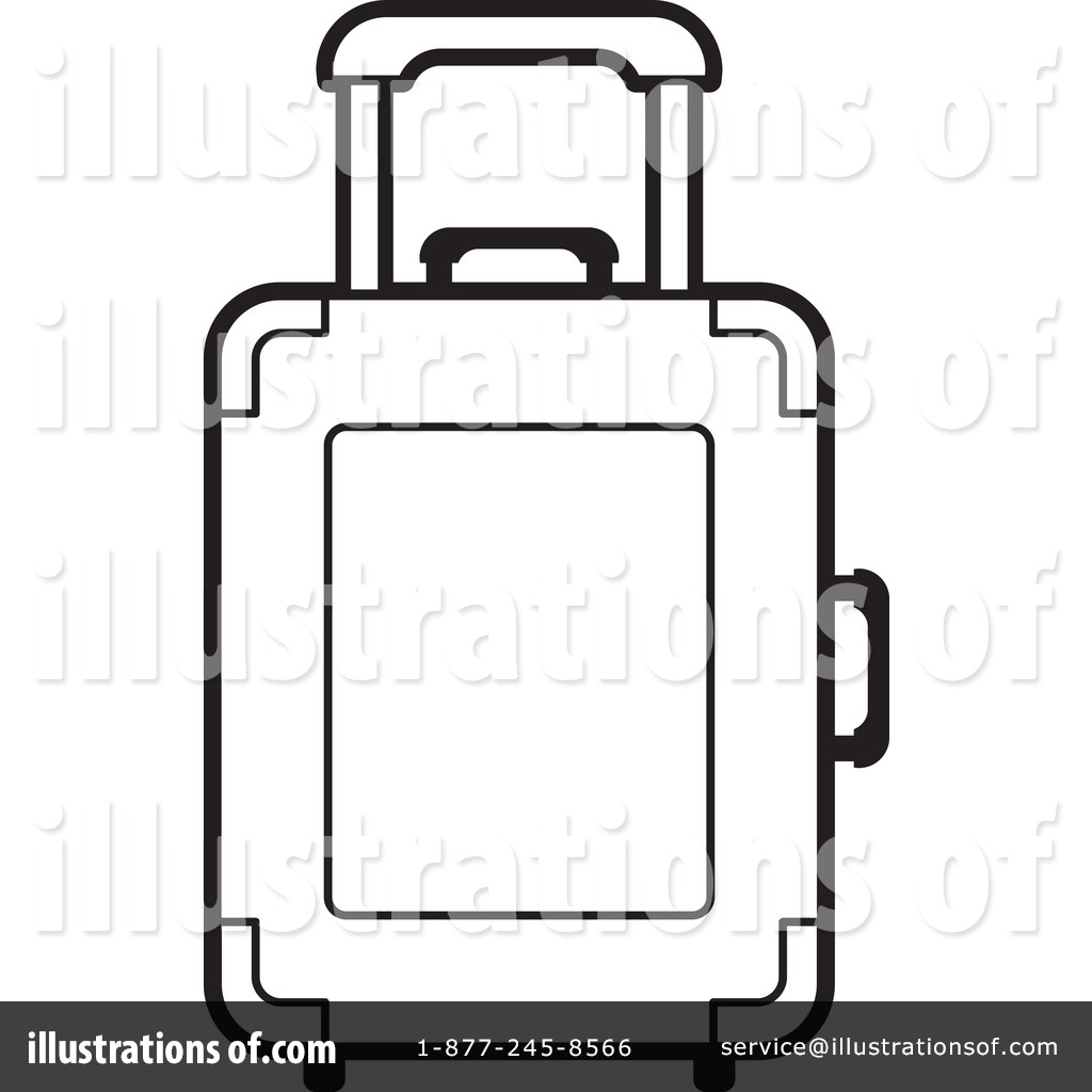 1024x1024 Luggage Clipart