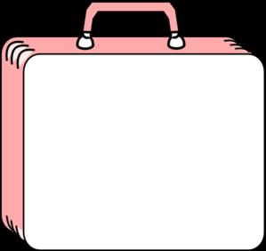 299x282 Suitcase Clip Art