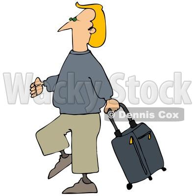 400x400 Suitcase Clipart Airport