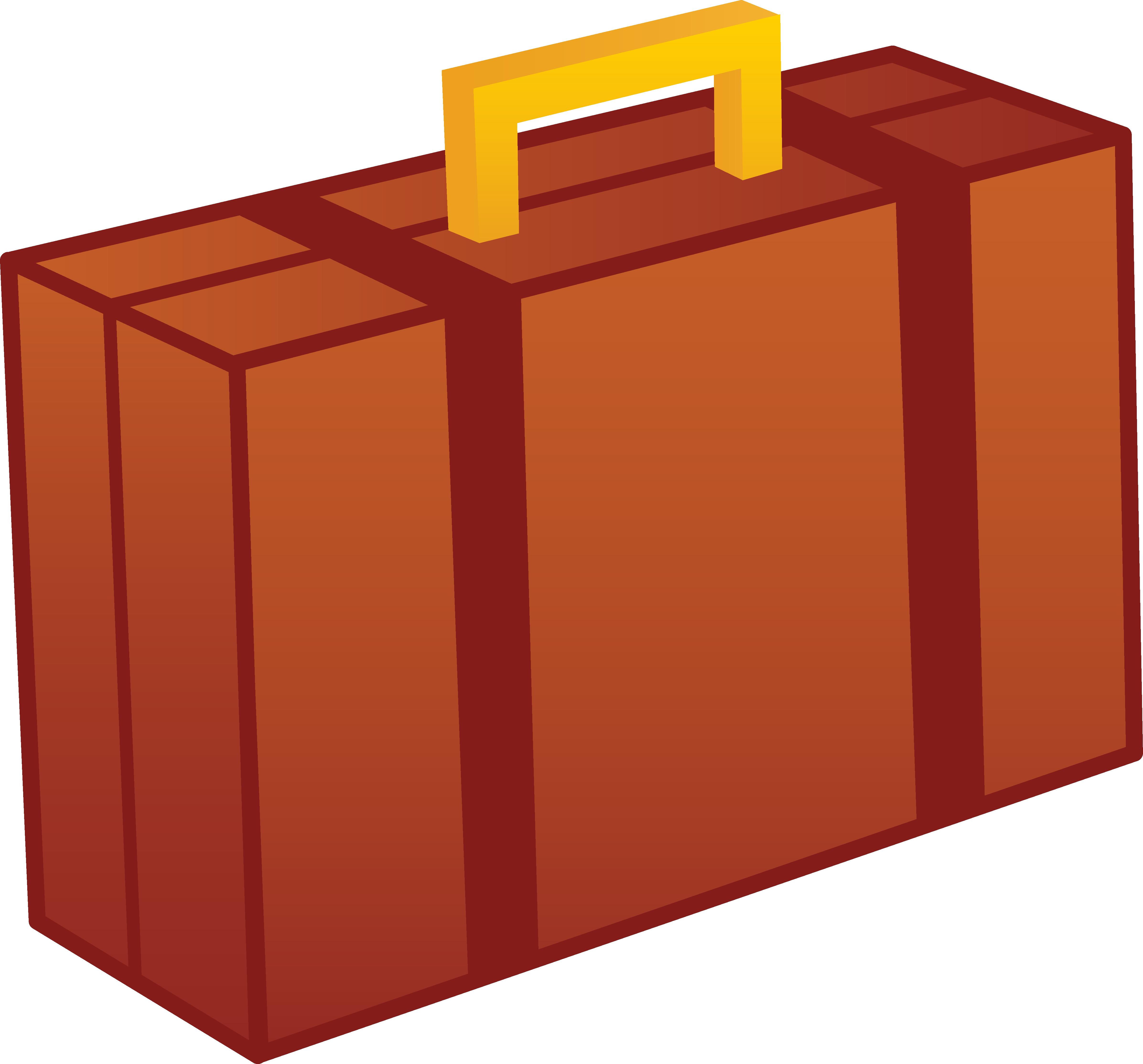 4784x4455 Suitcase Clipart Cartoon