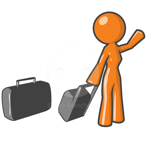 590x590 Travel Clipart Departure