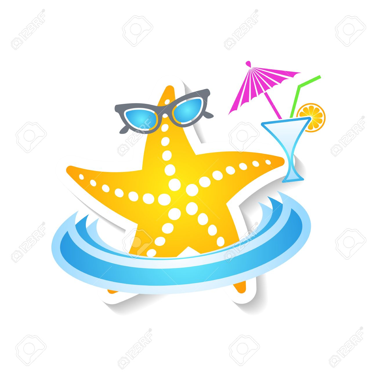 1300x1300 Holiday Starfish Clipart, Explore Pictures
