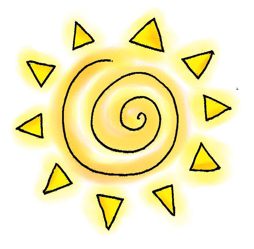 879x861 Free Summer Clip Art