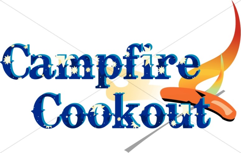 776x492 Campfire Cookout Clipart Christian Youth Summer Camp
