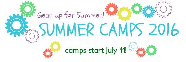 600x200 Gilbert House Children's Museum 2016 Summer Camp Registration Is