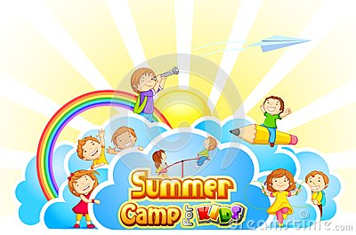 400x265 Kids Summer Camp Clipart Clipart Panda