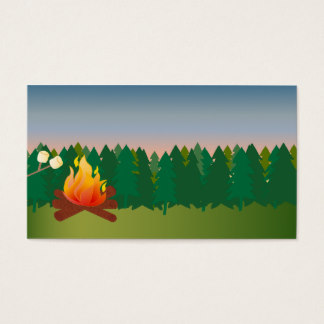 324x324 Camping Business Cards Amp Templates Zazzle