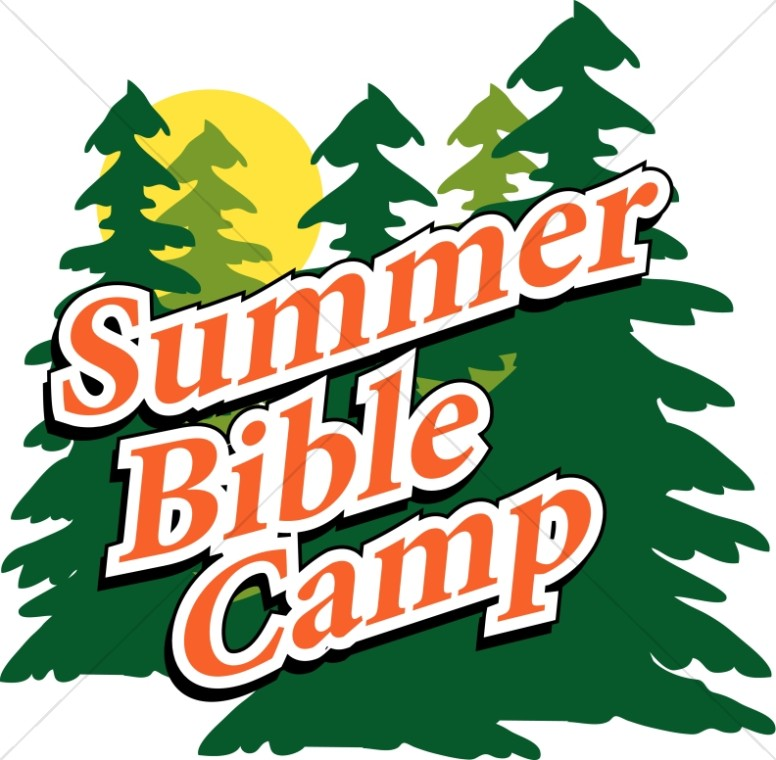 776x760 Christian youth summer camp clip art