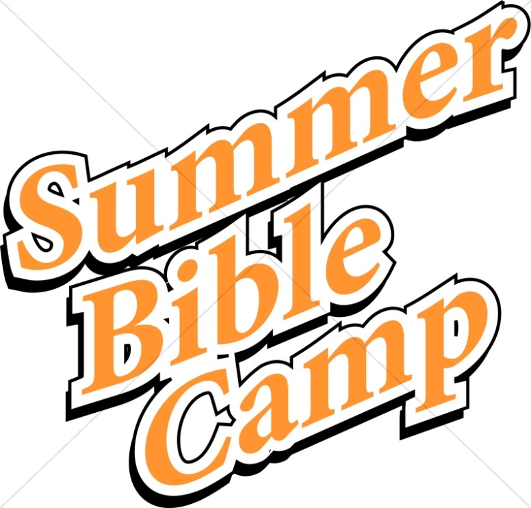 776x742 Christian youth summer camp clipart