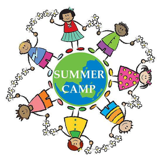 550x550 Summer camp clipart 12
