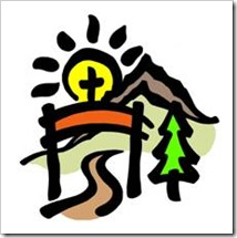 214x215 Camp clipart church camp