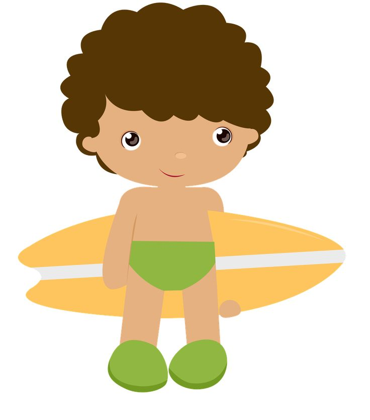 Summer Cartoon Clipart