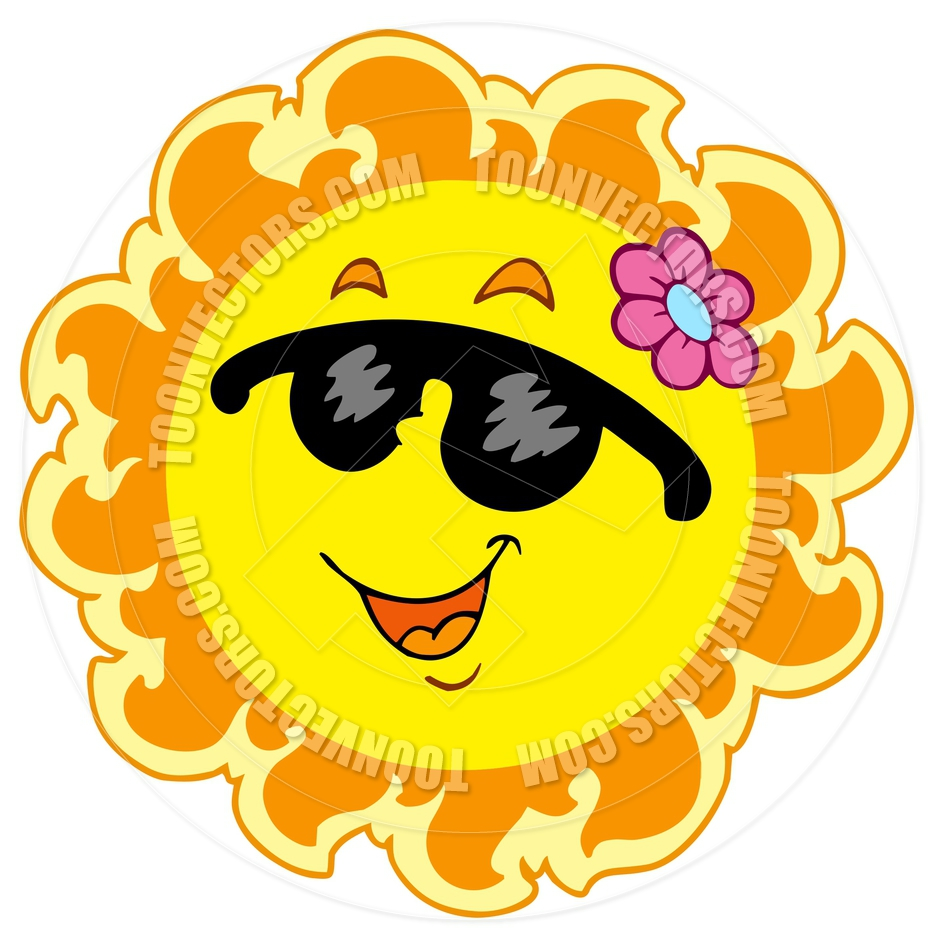 940x940 Summer Cartoon Clipart