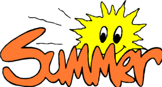 333x178 Cartoon First Day Of Summer Clipart First Day Of Summer Clipart