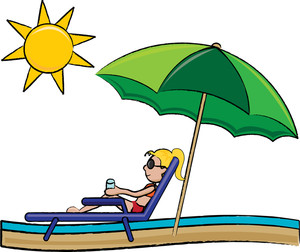 300x252 Summer Clipart Image