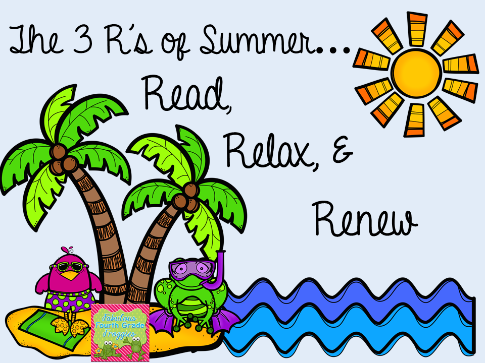 960x720 Summer Clipart Time