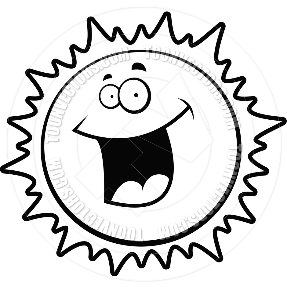 940x940 Best Sun Clipart Black And White